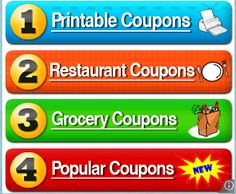 Free Printable Grocery Coupons Free Printable Grocery Coupons, Free Printables, Coupon Clippers, Restaurant Coupons, Ways To Save Money, Frugal, Saving Money, Budgeting, Scrapbooking