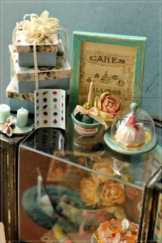 More delectable goodies from Amy Mok  sweet bunny- amyminiature