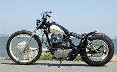 Yamaha SR 500 by Gravel Crew