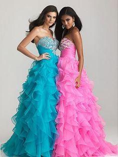 2 Prachtige jurken