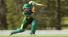 Javeria Khan's first ODI century was the motorist for Pakistan women team ruining their supreme chase in ODI record