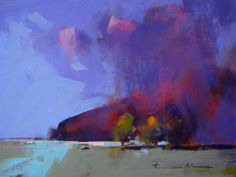 tony allain pastel painter