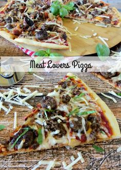 1000+ images about Pizzas, Calzones, and Italian Dishes on Pinterest ...