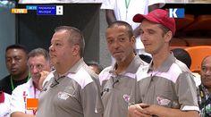 Demi-finale du Championnat du monde à Madagascar avec l'équipe de Belgique
