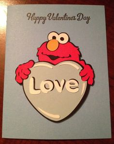 elmo valentines day video
