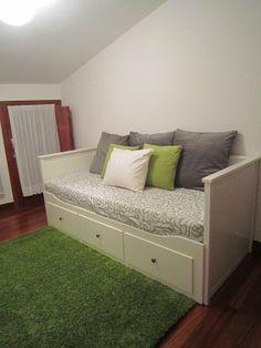 fotos Divan Hemnes de IKEA   Decorar tu casa es facilisimo.com