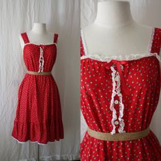 RESERVED FOR FORESTLASS 70s Dress Clothing by WeTheLivingVintage, $15.00