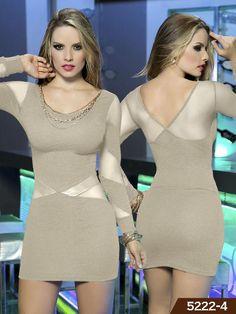 Colombian Dress Thaxx Fashion Ref. 107 -5222-4