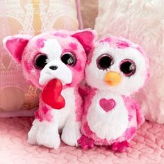 Romeo and Juliet TY Beanie Boos