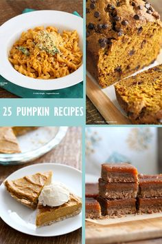 25 Vegan Pumpkin Recipes to Make this Fall. Savory & Sweet. Pumpkin Crumb Cake, Bread, Muffins, Pasta. Chili, Pumpkin Cinnamon Rolls. Glutenfree Soyfree options