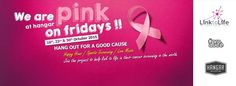 Pinktober - Breast Cancer Awareness - see more on http://ift.tt/1hW0t2W #events #mauritius