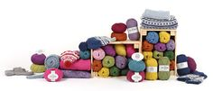 "Annabelle / DROyPS 148-32 - Crochet DROPS slippers in ""Nepal"". - Free pattern by DROPS Design"