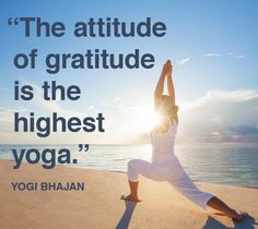 Gratitude yoga is a sweet gratitude practice for all! Take some time to connect to your breath and move your body. Moving meditation.