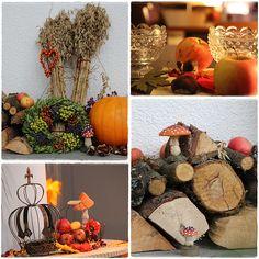 Herbst deko, Autum