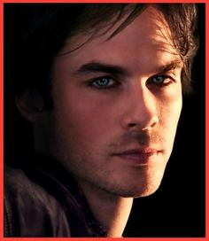 Damon Salvatore (Ian Somerhalder) - 'The Vampire Diaries     'Love me some Damon!