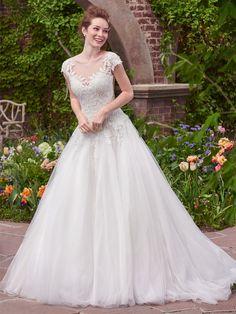 a7150bc0ca8d Svatební šaty Mae - Salon El Brno Úzké Plesové Šaty