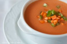 Gazpacho, by @michaelcsnell