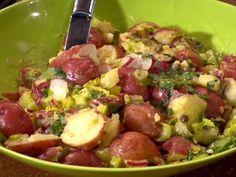 Honey Dijon Potato Salad from FoodNetwork.com