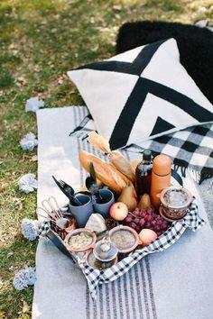 romantisches picknick was mitnehmen