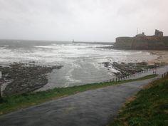 Tynemouth king edwards bay beach 8 am may 3rd 2015 www.tynemouthwebcam.com