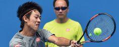 Michael Chang transforming Kei Nishikori, Asian tennis
