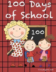 100 Days of School: Mini Unit