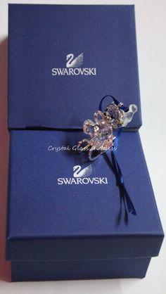 SWAROVSKI NATALE KRIS BEAR A SLITTA 718990 - 2007-MINT BOXED smobilizzato RARA in Pottery, Porcelain & Glass, Glass, Crystal/ Cut Glass, Swarovski   eBay