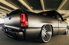 Dropped Trucks, Lowered Trucks, Lifted Cars, Gm Trucks, Diesel Trucks, Pickup Trucks, Bagged Trucks, Truck Mods, 2000 Chevy Silverado
