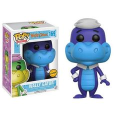 Funko POP Animation: Wally Gator *Chase*: Your favorite animated stars from Hannah-Barbera return to the world of Pop vinyls. Wally Gator is given a fascinating Pop Vinyl Figures, Funko Pop Figures, Mafia, Otaku, Smurfette, Pop Characters, Disney Characters, Saturday Morning Cartoons, Hanna Barbera
