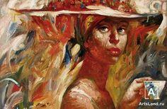 ЧЕРНЫЙ КОФЕ.. Купить работы автора – Анатолий Рожанский - Art Auction ArtsLand