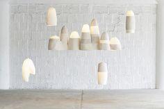 Sculpture lumineuse via Goodmoods