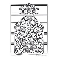 100+ Christmas Coloring Pages* ideas in 2020 | christmas ...