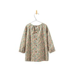 FLORAL PRINT DRESS - Dresses - Baby girl (3 - 36 months) - Kids | ZARA United States