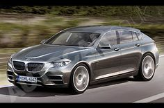BMW 5 Series GT (hatchback)