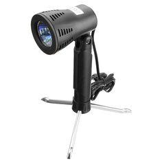 110-240V 50W Studio Desktop Softbox Photography Shooting Halogen Point Light Lamp Daylight Bulb