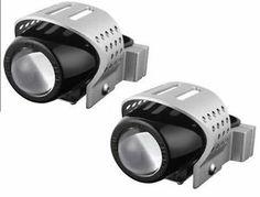 BCR fari aggiuntivi faretti supplementari supporti universali Bmw R1200GS F800GS