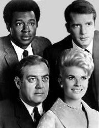 Ironside (1960s/70s version). Loved this show. Raymond Burr was awesome.