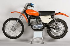 The Harley-Davidson MX-250 was a lethal weapon in its class and Harley-Davidson even had a motocross team consisting of Rex Staten, Don Kudalski, and Marty Tripes; All three riders were successful on the MX-250 before the motocross effort was shelved