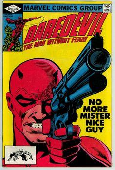Daredevil 184 (VF- 7.5)