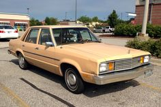 1979 Ford Fairmont my first car! Ford Granada, 70s Cars, Ford Lincoln Mercury, Step Kids, First Car, Vintage Cars, Cool Cars, Mustang, Classic Cars