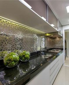 Modern kitchen lighting fixtures and over island ideas will add style to any hom. - Modern kitchen lighting fixtures and over island ideas will add style to any hom… – - Kitchen Room Design, Modern Kitchen Design, Home Decor Kitchen, Interior Design Kitchen, Kitchen Furniture, Kitchen Ideas, Minimal Kitchen, Kitchen Layout, Kitchen Inspiration