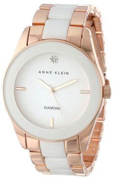 Zegarek damski Anne Klein AK-1436WTRG - sklep internetowy www.zegarek.net