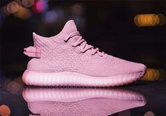 #sneakers #news A Pink adidas Yeezy Boost Sample Appears
