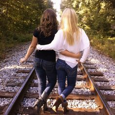 I gotta do a picture like that with my bestie