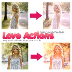 Love Actions  by ~heeyjoseph