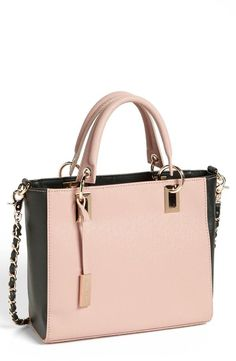 Love! Colorblock Satchel