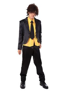 SDWKIT Lucky Dog1 Cosplay Costume Gian Carlo Outfit 2nd Version Set Kid L * See this great product.