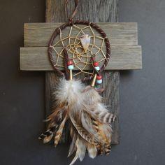 "Dreamcatcher  4"" Handmade Native American Indian by FalconStudios"