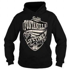 nice FONTANILLA Tshirt Name, TEAM FONTANILLA LIFETIME MEMBER