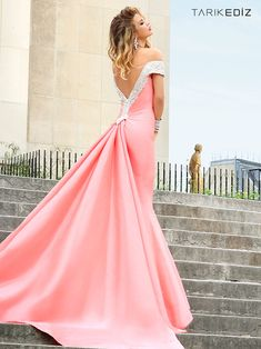 18 Elegant Evening Dresses By Tarik Ediz 2014 www.finditforweddings.com designer evening dress